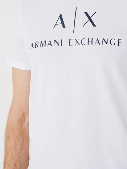 Футболка Armani Exchange модель 8NZTCJ-Z8H4Z-1100 — фото 3 - INTERTOP