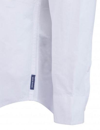 Сорочка з довгим рукавом Armani Exchange модель 8NZC57-ZNM5Z-1100 — фото 3 - INTERTOP