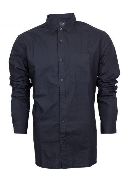 Рубашка с длинным рукавом мужские Armani Exchange модель WH303 характеристики, 2017