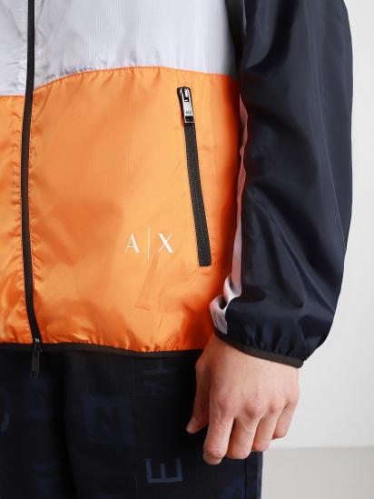 Легка куртка Armani Exchange модель 3KZB30-ZNJLZ-4239 — фото 4 - INTERTOP