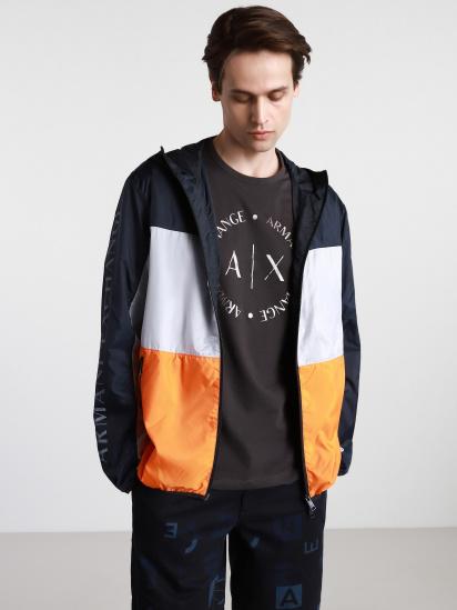 Легка куртка Armani Exchange модель 3KZB30-ZNJLZ-4239 — фото - INTERTOP