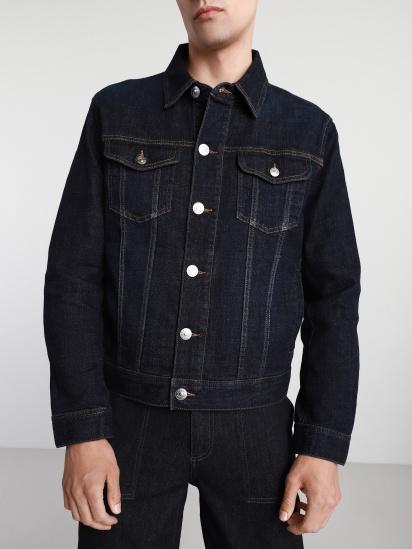 Джинсова куртка Armani Exchange модель 3KZBP1-Z1EWZ-1500 — фото 2 - INTERTOP