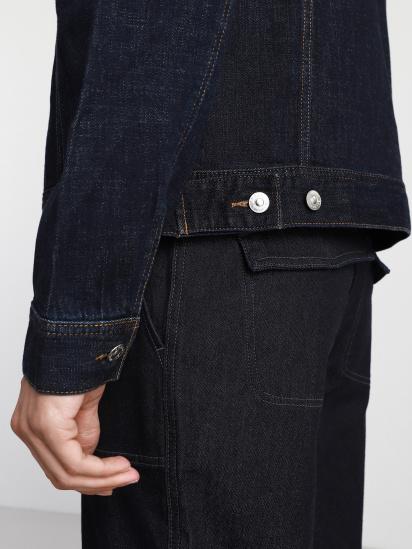 Джинсова куртка Armani Exchange модель 3KZBP1-Z1EWZ-1500 — фото 4 - INTERTOP