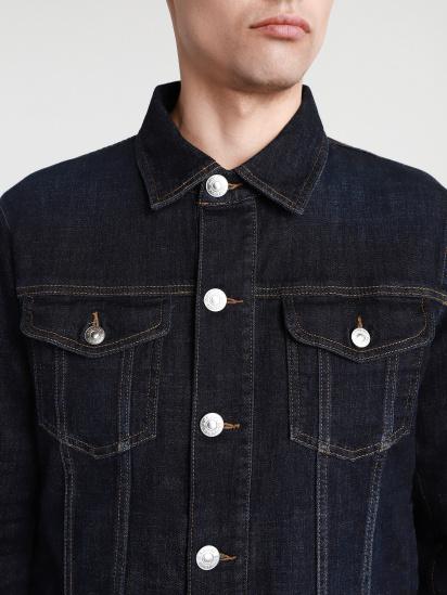 Джинсова куртка Armani Exchange модель 3KZBP1-Z1EWZ-1500 — фото 5 - INTERTOP