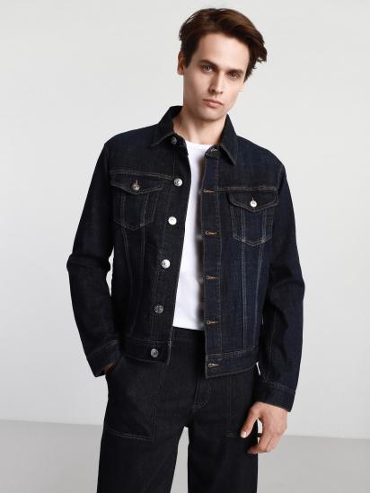 Джинсова куртка Armani Exchange модель 3KZBP1-Z1EWZ-1500 — фото - INTERTOP