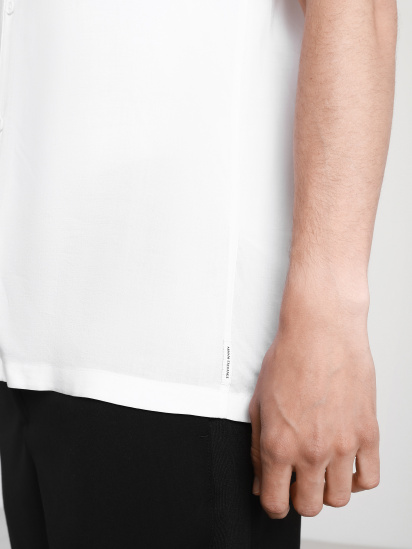 Сорочка з коротким рукавом Armani Exchange модель 3KZC48-ZNRNZ-1100 — фото 4 - INTERTOP
