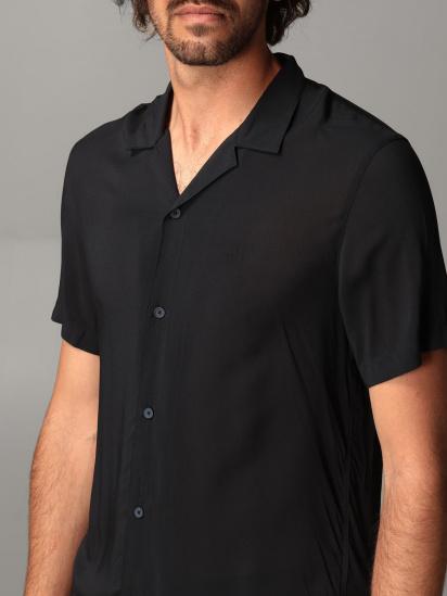 Сорочка з коротким рукавом Armani Exchange модель 3KZC48-ZNRNZ-1510 — фото 3 - INTERTOP