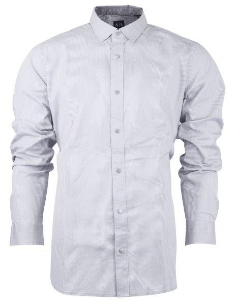 Рубашка с длинным рукавом мужские Armani Exchange модель WH317 характеристики, 2017