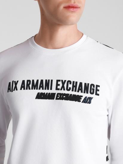 Світшот Armani Exchange модель 3KZMAJ-ZJ7RZ-2126 — фото 3 - INTERTOP