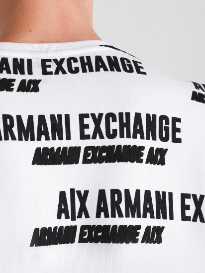 Світшот Armani Exchange модель 3KZMAJ-ZJ7RZ-2126 — фото 4 - INTERTOP