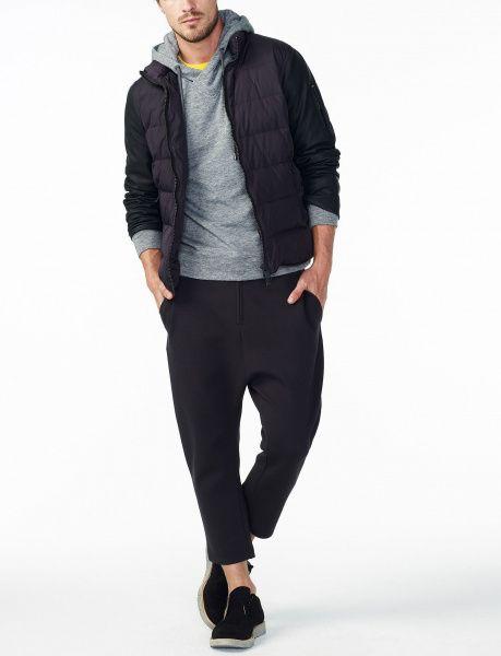 Куртка пуховая мужские Armani Exchange модель WH35 качество, 2017