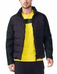 Куртка пуховая мужские Armani Exchange модель WH35 , 2017