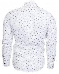 Рубашка с длинным рукавом мужские Armani Exchange модель WH39 характеристики, 2017