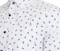 Рубашка с длинным рукавом мужские Armani Exchange модель WH39 отзывы, 2017