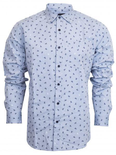 Рубашка с длинным рукавом мужские Armani Exchange модель WH40 цена, 2017