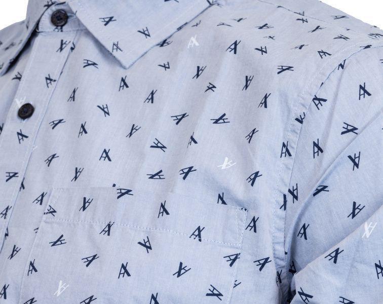 Рубашка с длинным рукавом мужские Armani Exchange модель WH40 отзывы, 2017