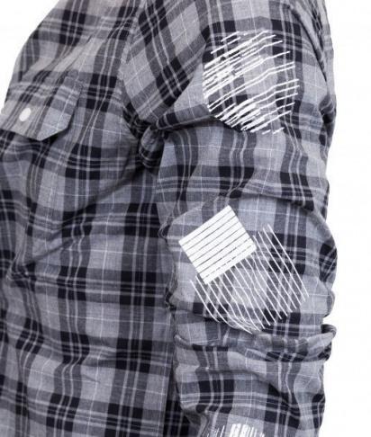 Сорочка з довгим рукавом Armani Exchange модель 6XZC28-ZNI5Z-2958 — фото 3 - INTERTOP