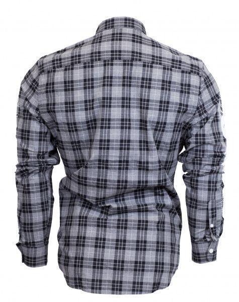 Рубашка с длинным рукавом мужские Armani Exchange WH42 примерка, 2017