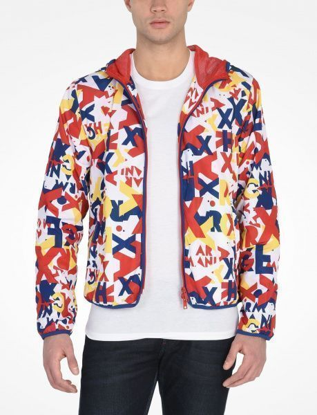 Куртка мужские Armani Exchange модель WH427 отзывы, 2017