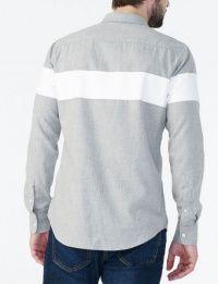 Рубашка с длинным рукавом мужские Armani Exchange модель WH43 отзывы, 2017
