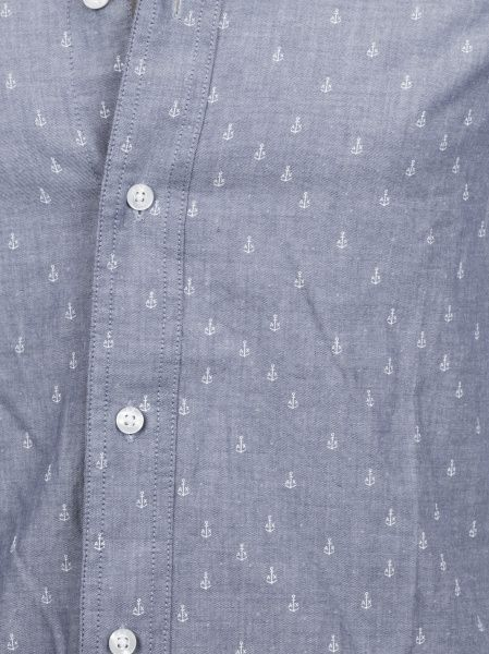 Рубашка с коротким рукавом для мужчин Armani Exchange WH436 фото, купить, 2017