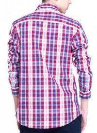 Рубашка с длинным рукавом мужские Armani Exchange модель WH439 отзывы, 2017