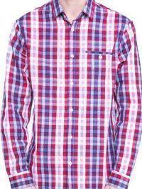 Рубашка с длинным рукавом мужские Armani Exchange модель WH439 качество, 2017