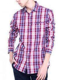 Рубашка с длинным рукавом мужские Armani Exchange модель WH439 характеристики, 2017