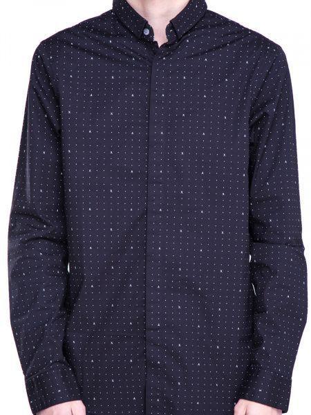 Рубашка с длинным рукавом для мужчин Armani Exchange WH441 фото, купить, 2017