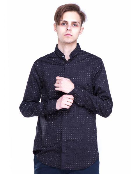 Рубашка с длинным рукавом для мужчин Armani Exchange WH441 бесплатная доставка, 2017