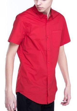 Рубашка с коротким рукавом мужские Armani Exchange модель WH449 качество, 2017