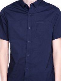 Рубашка с коротким рукавом мужские Armani Exchange модель WH450 качество, 2017