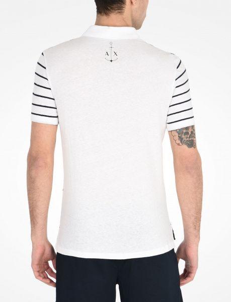 Поло мужские Armani Exchange WH459 цена одежды, 2017