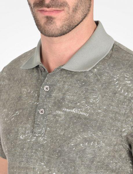 Поло для мужчин Armani Exchange WH464 размерная сетка одежды, 2017