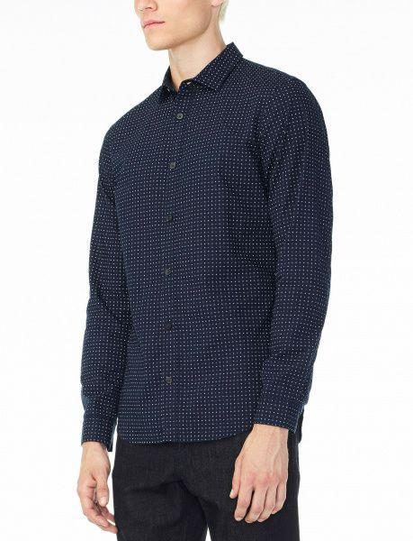 Рубашка с длинным рукавом для мужчин Armani Exchange WH47 цена, 2017