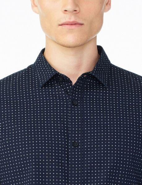 Рубашка с длинным рукавом для мужчин Armani Exchange WH47 размеры одежды, 2017