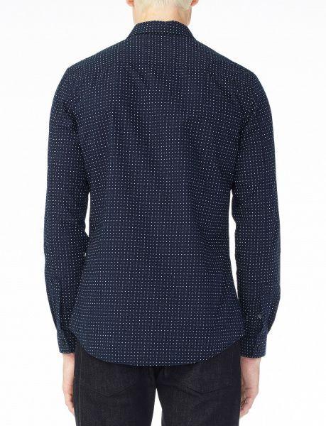 Рубашка с длинным рукавом мужские Armani Exchange модель WH47 качество, 2017