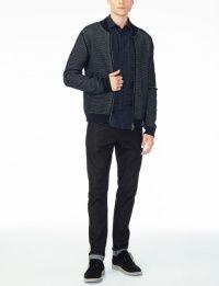 Рубашка с длинным рукавом мужские Armani Exchange модель WH47 характеристики, 2017