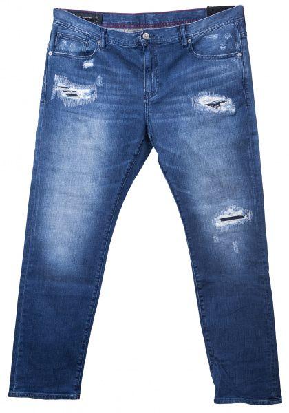 Купить Джинсы мужские модель WH478, Armani Exchange, Синий