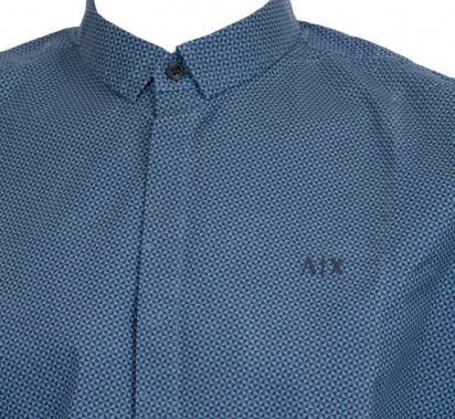 Сорочка з довгим рукавом Armani Exchange модель 6XZC52-ZNN1Z-2522 — фото 3 - INTERTOP