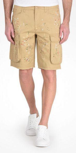 Шорты мужские Armani Exchange WH532 цена одежды, 2017