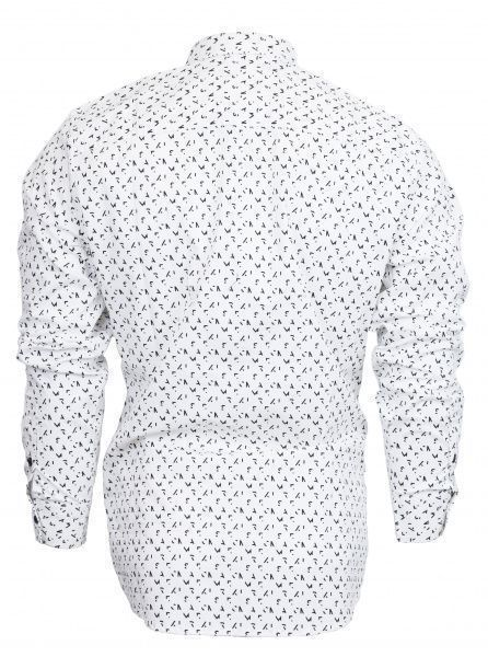 Рубашка с длинным рукавом мужские Armani Exchange WH54 примерка, 2017