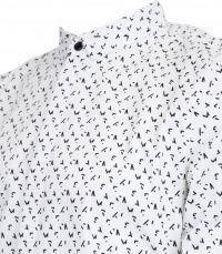 Рубашка с длинным рукавом мужские Armani Exchange модель WH54 отзывы, 2017