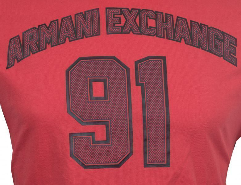 Футболка мужские Armani Exchange модель WH542 , 2017