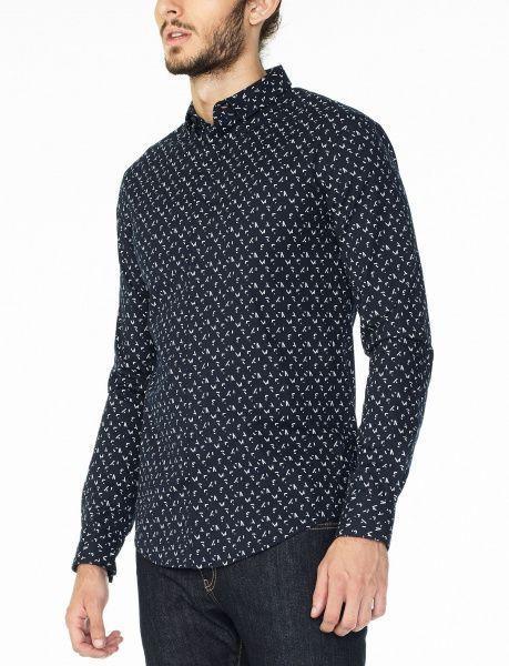 Рубашка с длинным рукавом мужские Armani Exchange модель WH55 характеристики, 2017