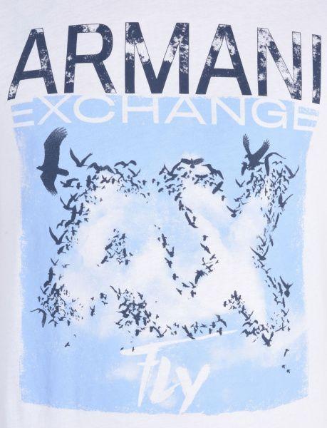 Футболка для мужчин Armani Exchange WH563 купить, 2017