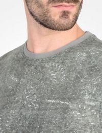 Футболка мужские Armani Exchange модель WH569 , 2017