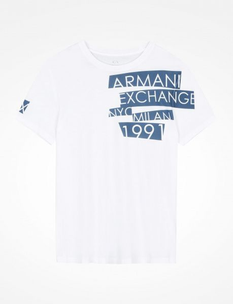Armani Exchange Футболка мужские модель WH580 , 2017