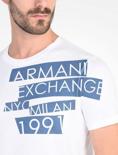 Armani Exchange Футболка мужские модель WH580 характеристики, 2017