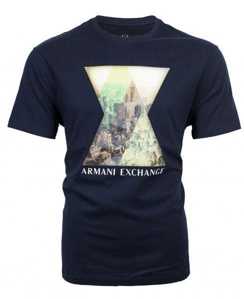 Футболка мужские Armani Exchange модель WH591 цена, 2017
